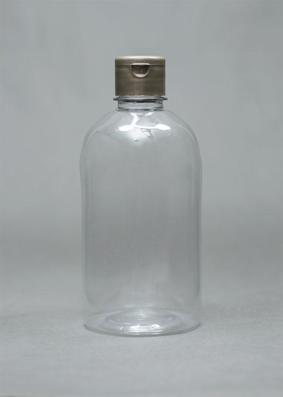 500ml Jasmin Plastic Bottle with flip cap