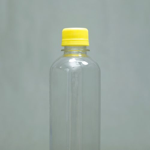 500ml bottle with screw cap
