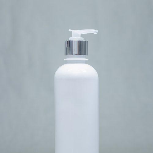 500ml bottle with pump cap