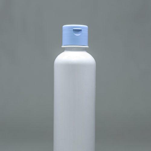 250ml Opaque Plastic Bottle With Flip Cap