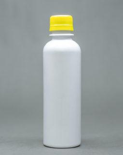 200ml Opaque Plastic Bottle With Screw Cap