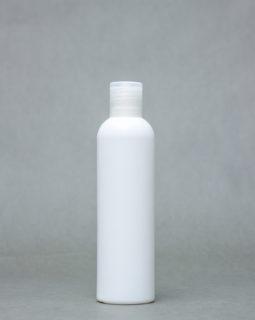 250ml opaque plastic bottle BOUNTY with flip cap