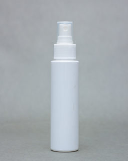 Features of 100ml Opaque Plastic Bottle EDGY with spray cap