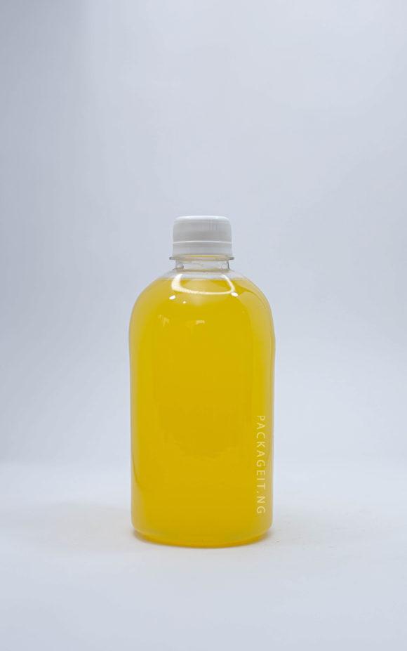 500ml Jasmine bottle for juice and beverage