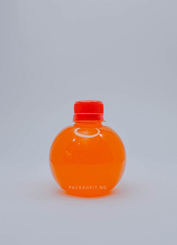 220ml Bob bottle with screw cap