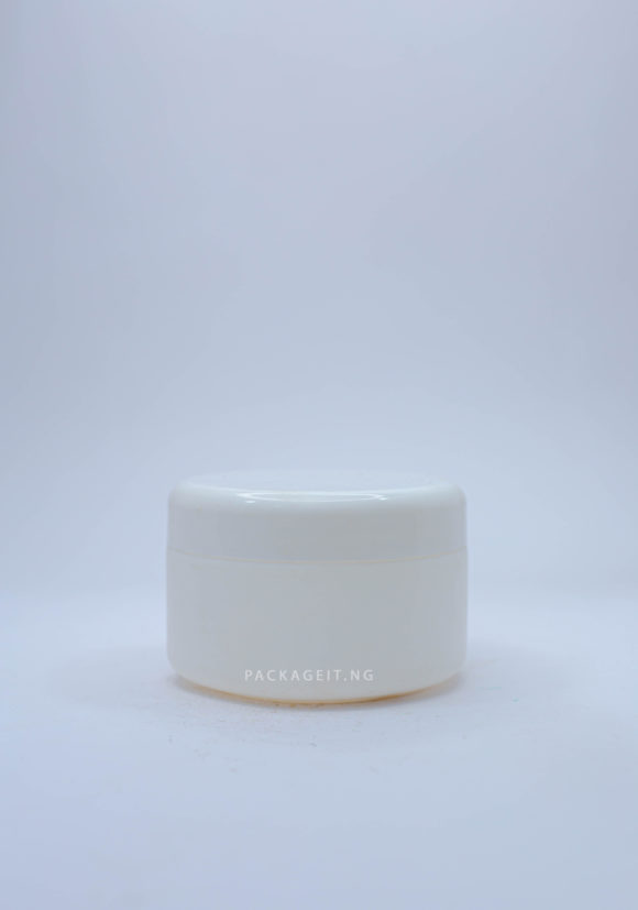 Smooth cream cup