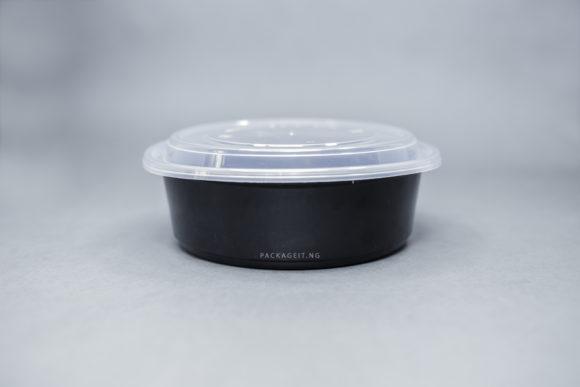 Round Single Food Pack