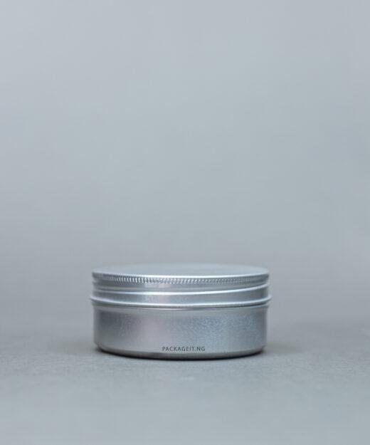 100 ml Aluminium Jar