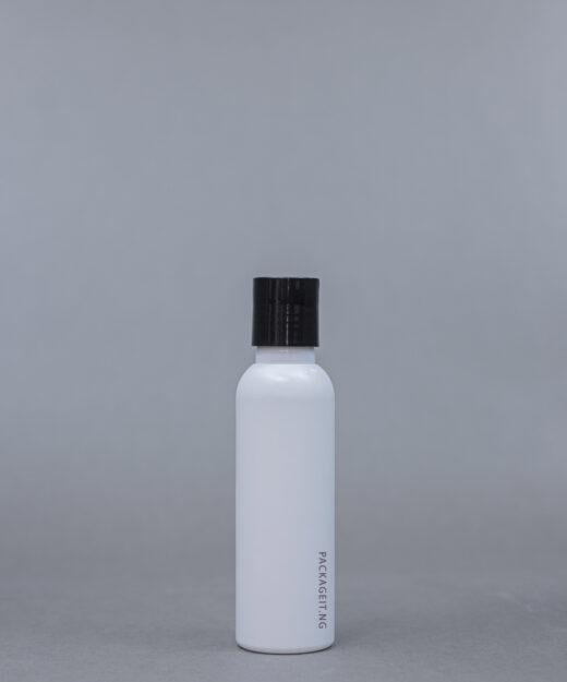 125 ml boston bottle with press cap
