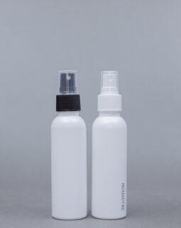 125 ml boston botle with spray cap