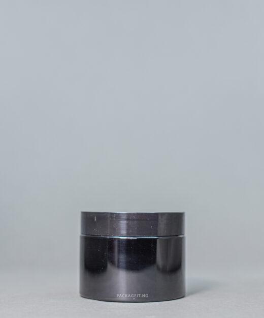 Premium Black Jar