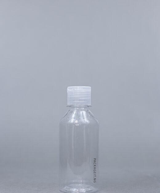 200 ml pet bottle with flip cap