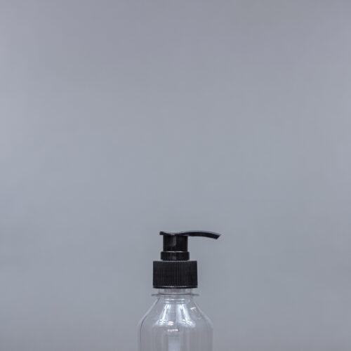 200 ml pet bottle with pump cap