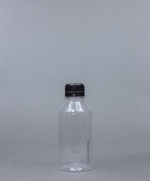 200 ml pet bottle with screw cap