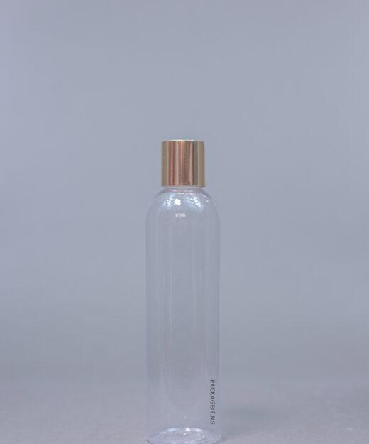 250 ml Transpaent Boston Bottle