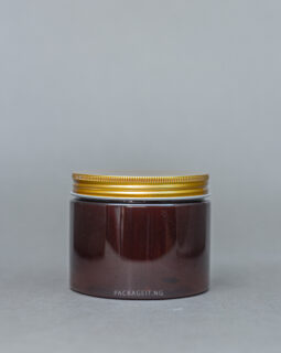 Amber Jar
