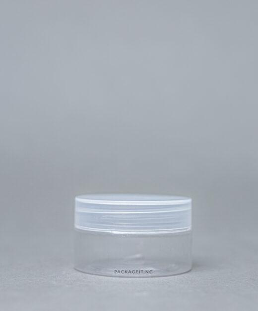 Crytal clear Jar
