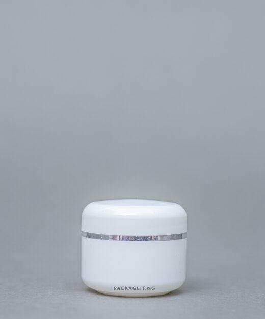 50 ML WHITE CREAM CUP