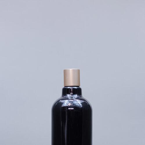 500 mlblack turtle neck bottle