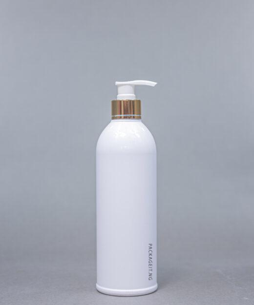 500 ml double bottom bottle