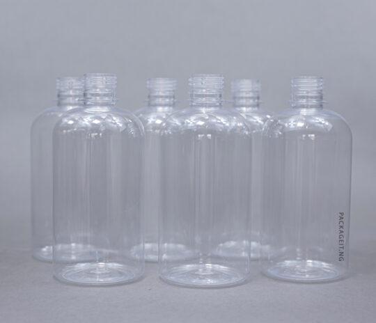 500 ml transparent bv