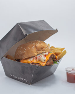 Customized Burger Boxes