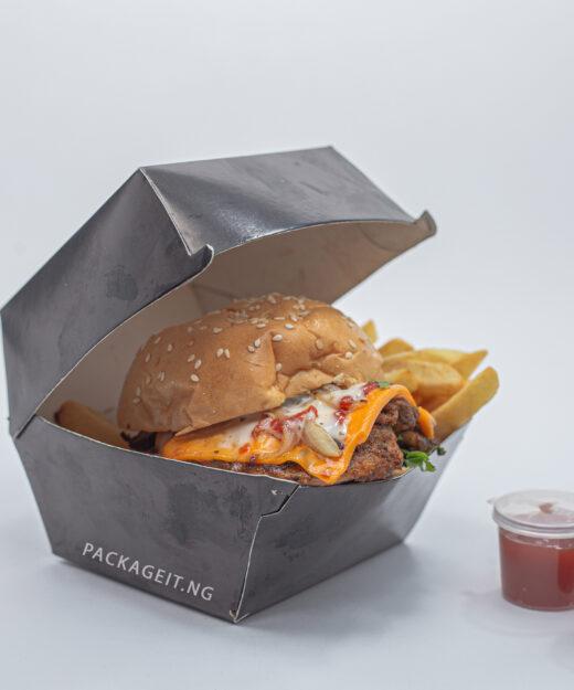 Customized Burger Boxes